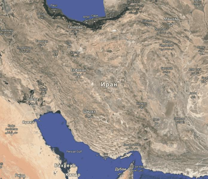 ŠTA SE OVO DEŠAVA? Posle bombardovanja, zemljotres pogodio Iran 1