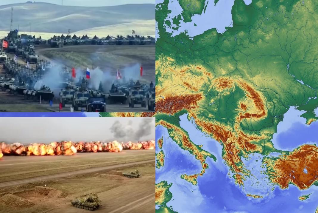 NAJVEĆA KRIZNA ŽARIŠTA U SVETU U 2020: I Balkan je među njima, evo zbog čega može izbiti rat (VIDEO) 1