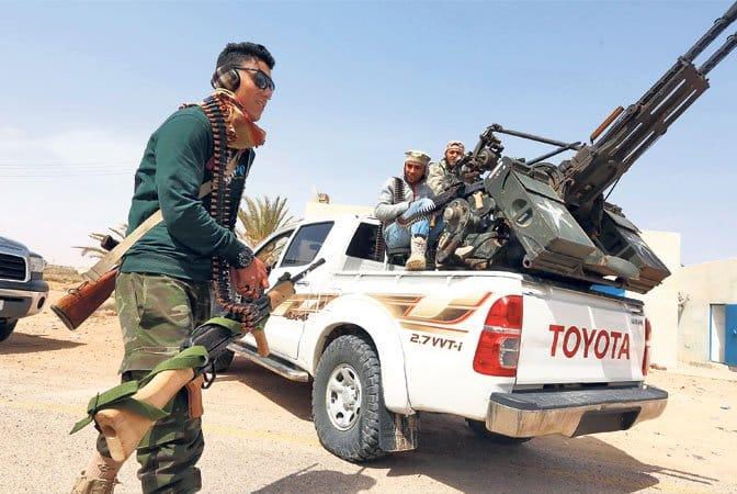 """Libija na ivici da postane """"nova Sirija"""" 1"""