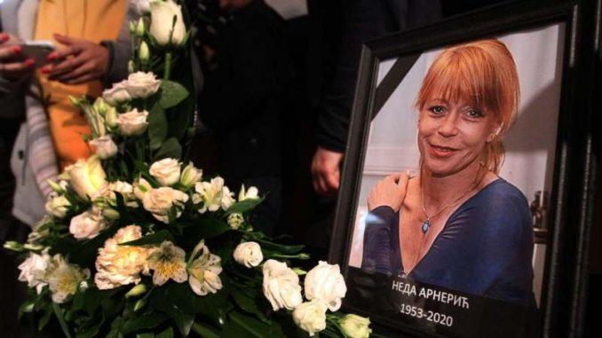 Održana komemoracija povodom smrti Nede Arnerić 1