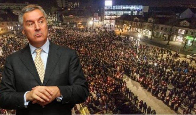 PUKAO JE: Milo beži iz Crne Gore, u subotu na ulicama 200 000 ljudi. Da li je ovo kraj jedne epohe? 1