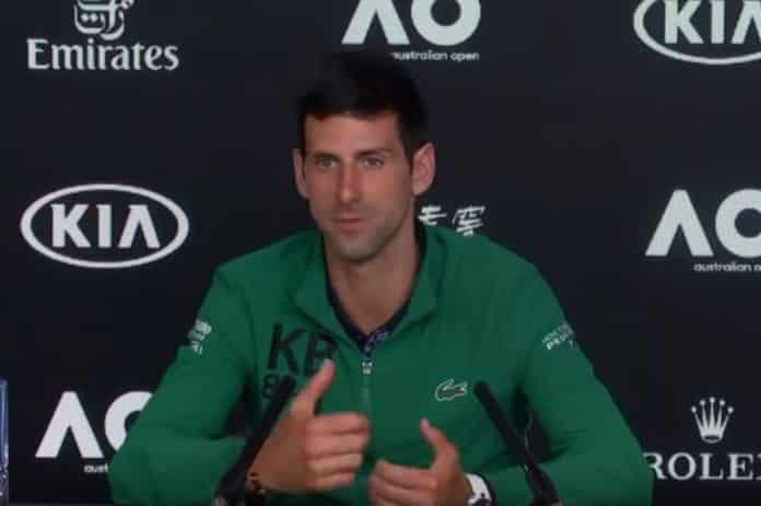 """Pobuna tenisera zbog karantina, Novak ne želi da bude """"privilegovan"""" 1"""