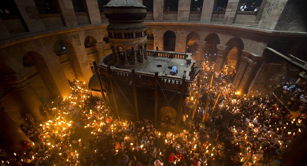 JERUSALIM PRED ODLUKOM: U strahu od korone razmatraju otkazivanje dočeka Blagodatno ognja? 1