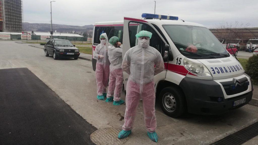 Jedan zaraženi u ozbiljnom stanju, petoro novoobolelih zarazila državljanka Švajcarske 1