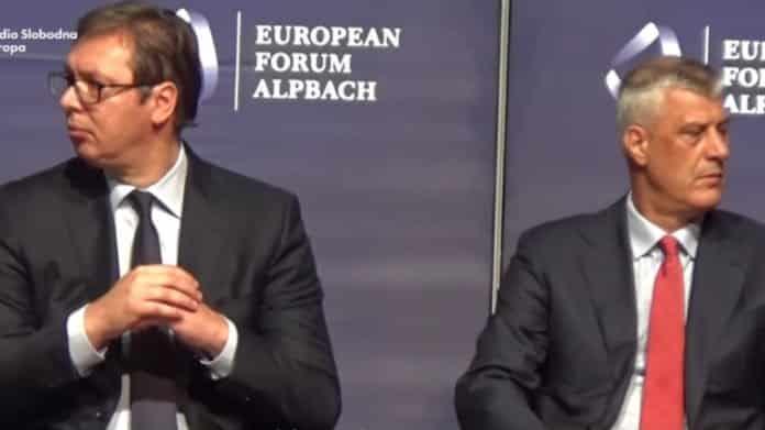 BIRNS: Vučić i Tači imaju spreman sporazum o razmeni teritorija 1