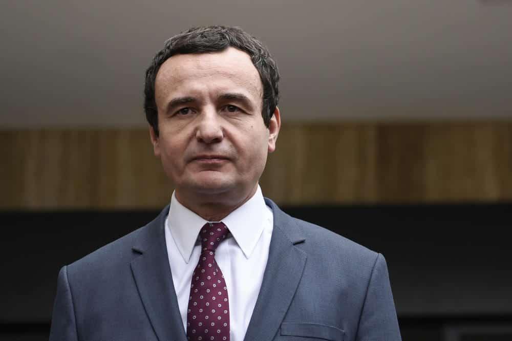 PALA TZV. VLADA: Kurti više nije premijer 1