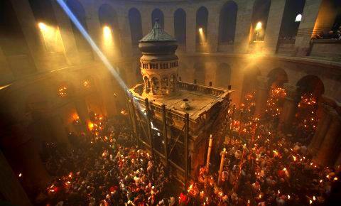 DOGAĐAJI KOJI SLEDE PRVI PUT U ISTORIJI ČOVEČANSTVA: Jerusalim grad bez ljudi 2