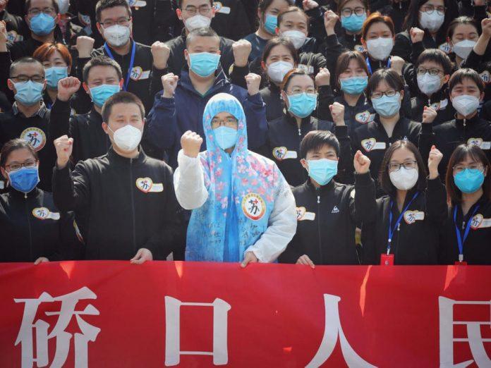 UDARNA VEST: Kina proglasila kraj epidemije korone 1