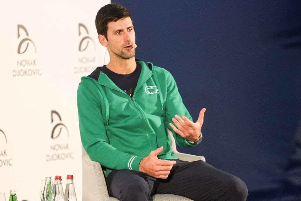 ĐOKOVIĆ SE OGLASIO: Prvi teniser sveta odgovorio na Konove kritike! 1