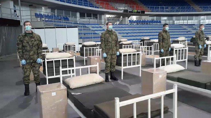 STIŽU POZIVI: Vojska počela mobilizaciju, ''civilci'' će služiti na ''Sajmu'' 1