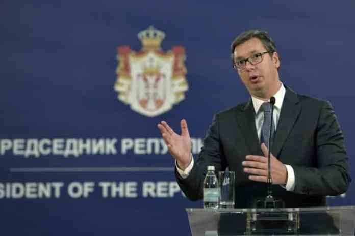 """AMERIKANCI PIŠU """"Tiranin Vučić preti narodu i zloupotrebljava koronavirus"""" 1"""