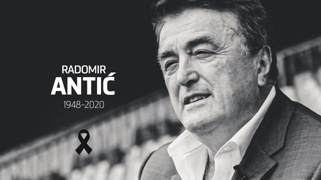 TUŽAN DAN ZA SRBIJU I SPORT: Preminuo Radomir Antić 1