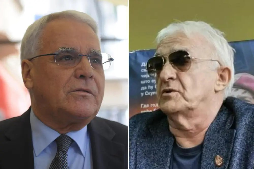 KAPETAN DRAGAN: Milojko Paveliću, ustaška kockico! 1