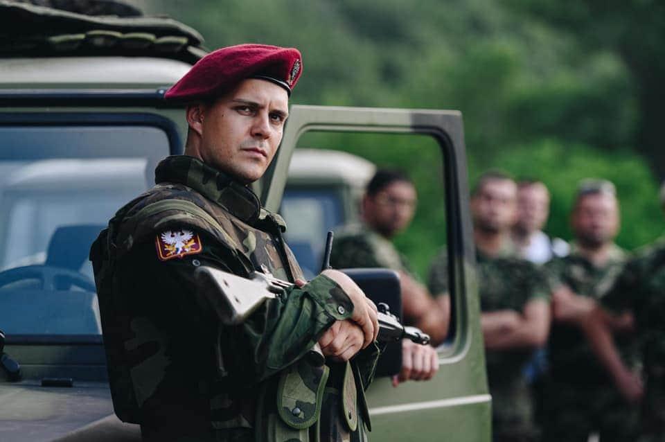 """""""KOŠARE"""" I PROBLEM U FILMU: Iza svega stoji NATO? 1"""