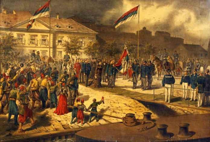 TUŽAN KRAJ MILANA OBRENOVIĆA: Prvi srpski kralj (FOTO) 1