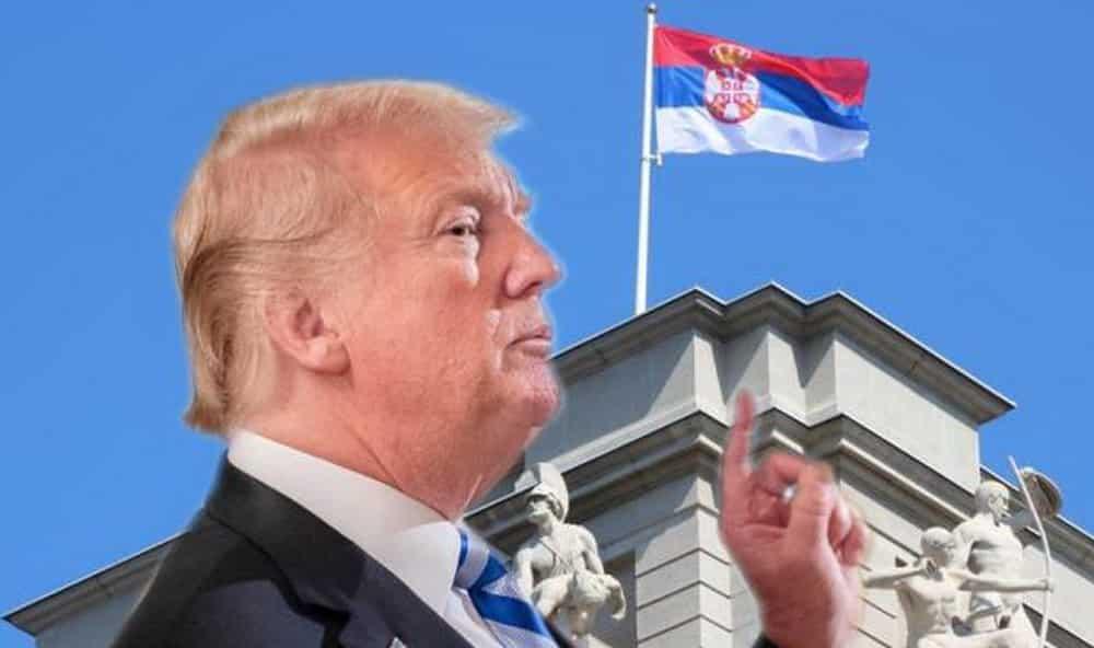 STIŽE TRAMP: Gernel najavio posetu predsednika Amerike! 3