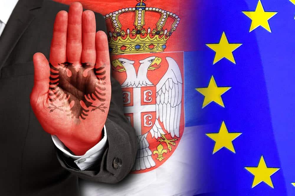 EU PRETI SRBIJI: Sankcije ili priznanje Kosova? 3