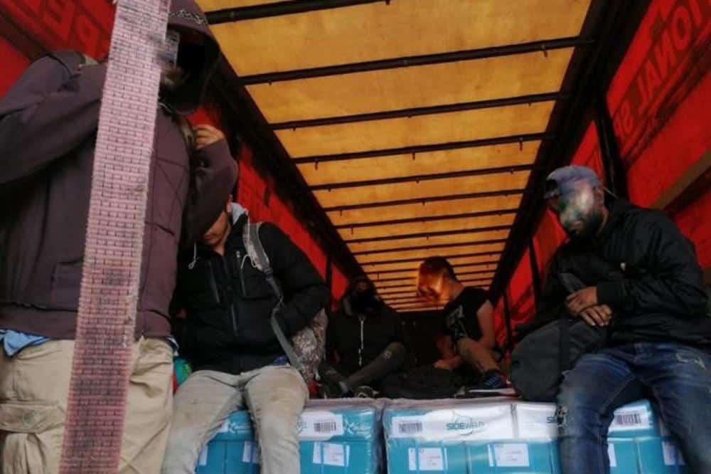 HAOS U NIŠU: 8 migranata uhvaćeno na Aerodromu 1