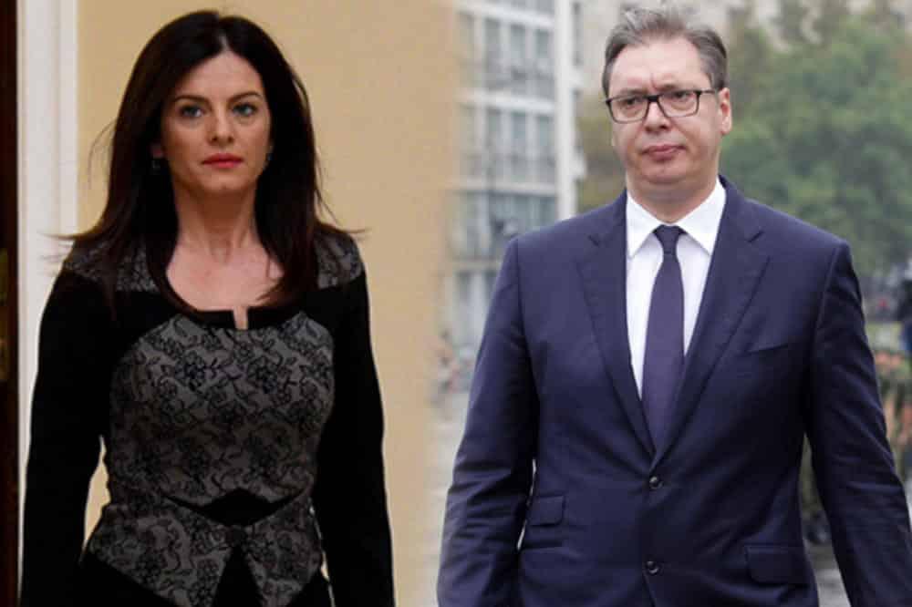 OTKRIVAMO: Evo zašto Vučić razmatra ženu za ministarku vojske 1