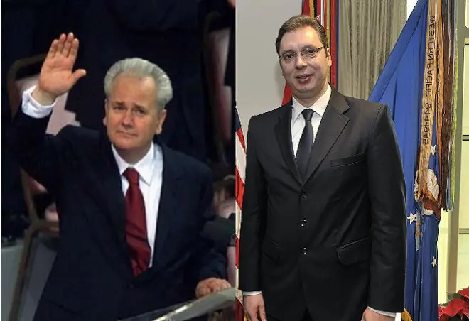 VUČIĆ OTIŠAO KORAK DALJE: Koga je teže pobediti, Miloševića ili Vučića? 1
