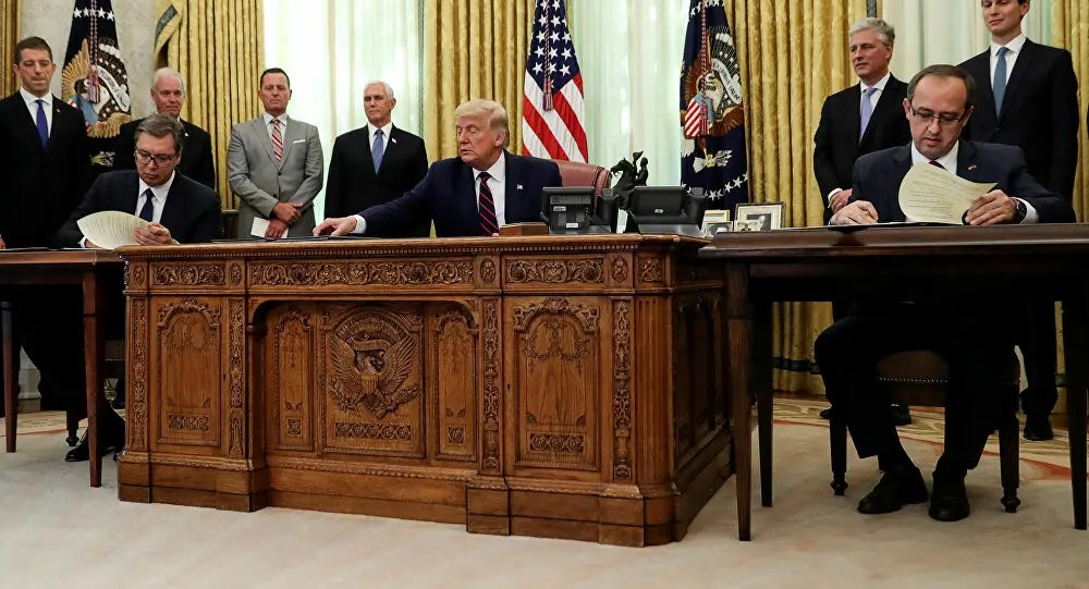 (VIDEO) SRAMOTA: Dočekali smo da se Šiptar ponaša normalnije nego naš predsednik 1