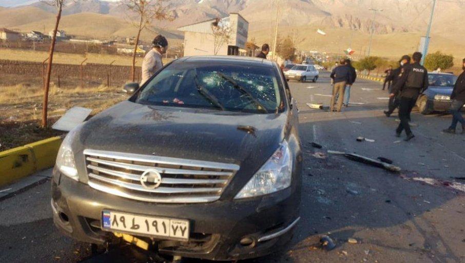 "ATENTAT U TEHERANU: Ubijen iranski naučnik – ""otac nuklearne bombe""! 1"