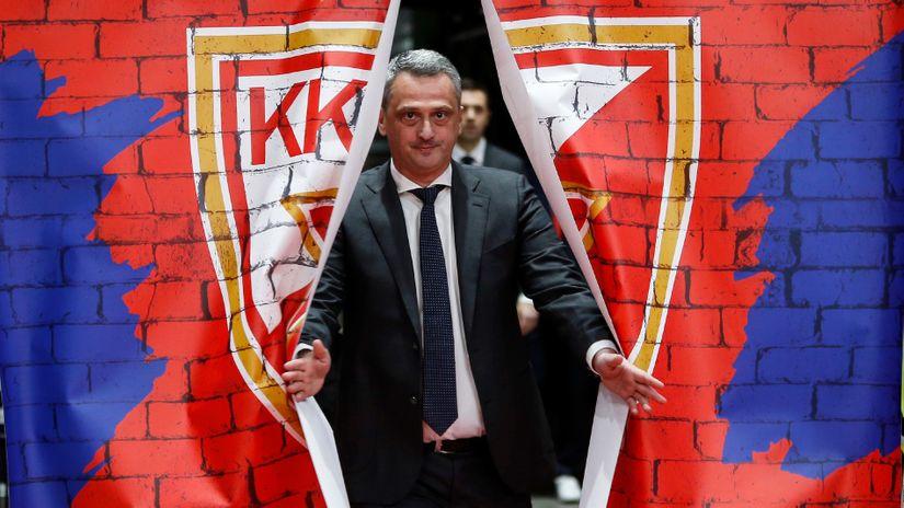 RADONJIZAM! Dejan Radonjić je ponovo trener Crvene Zvezde! 1