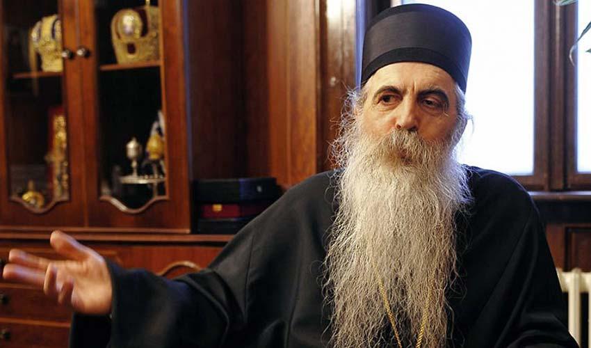 PROEVROPSKA GOVNA: Udarili na crkvu i Irineja zbog globalista sa N1! 1