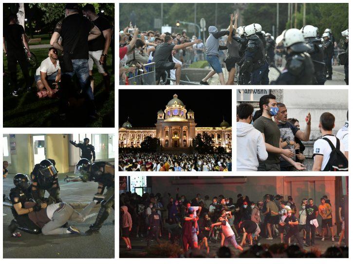 SRBI I VARLJIVO LETO 2020: Kada je policija polivala po narodu, i kada smo krenuli po sloboodu! 15