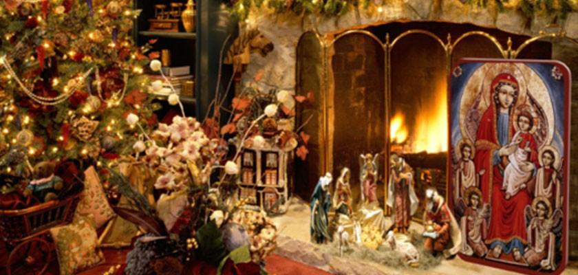 MIR BOŽIJI: HRISTOS SE RODI! Božićna poslanica Srpske pravoslavne crkve! 1