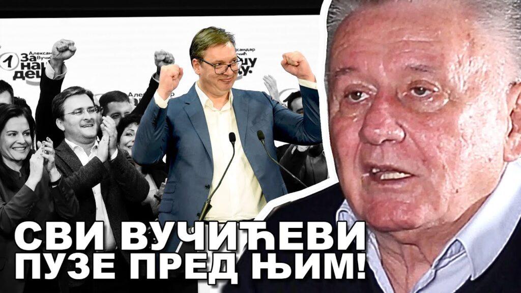 VELJA ILIĆ: Vučićeva porodica ratovala za Austrugarsku, evo ko je moćniji od Vučića u državi 1
