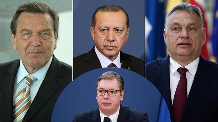 DIGLI RUKE OD VUČIĆA: Svi njegovi prijatelji za nezavisno Kosovo 1