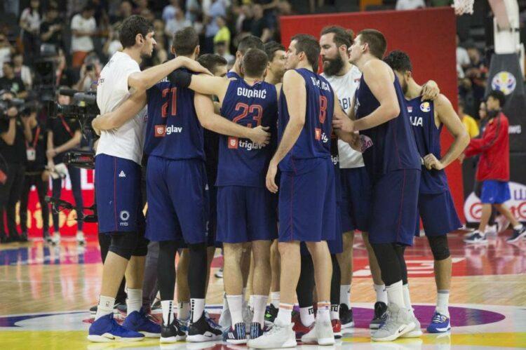ŽREB ZA OI: Srbija ide na Hrvatsku i Australiju u grupi B! (FOTO) 1