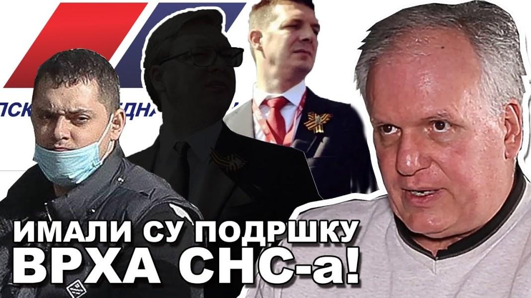 Kako to da se Vučići toliko čuju sa ljudima pod policijskim merama? (VIDEO) 1