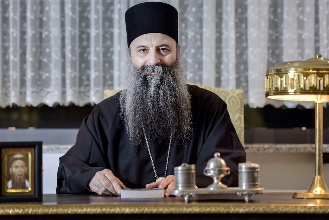 Patrijarh Porfirije pozvao vernike da se ne bave teorijama zavere 1