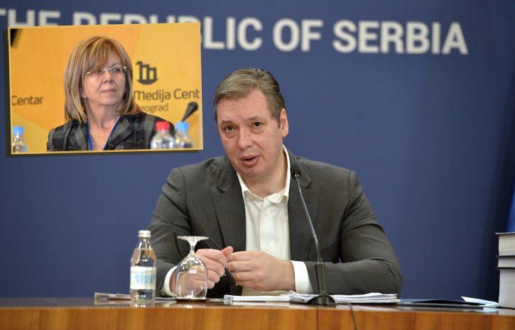 ČLANICA REM SE POBUNILA: Vučić od istrage napravio rijaliti 5