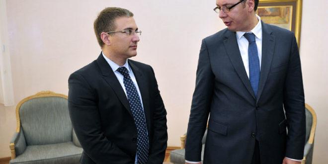 Vučić hvali Nebojšu, a sprema mu... 1