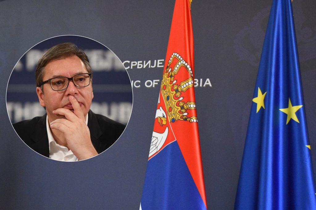 Zaokret EU prema Srbiji zbog Vučićevog autoritarnog režima 7