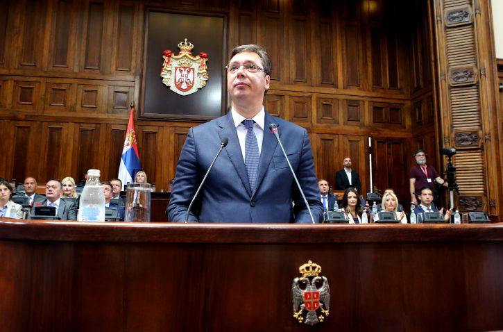 NJIH 5, A JA I KOBRE SAMI: Čojstvo upišanog diktatora, malog navijača i velikog psihopate Vučića! 1