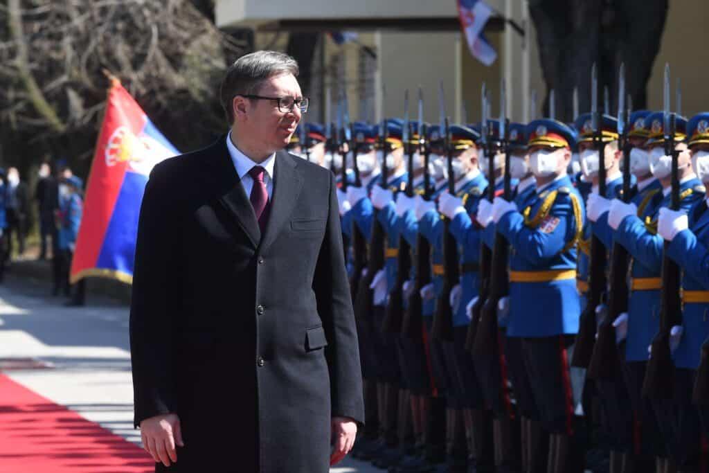 DEA ODGOVARA: Vučić u ratu sa Amerikancima, prvi put ih javno napao 1