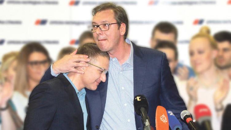 EKSKLUZIVNO: Najavljen raspad SNS, Vučić i Stefanović se utišali pred konačni obračun! 1