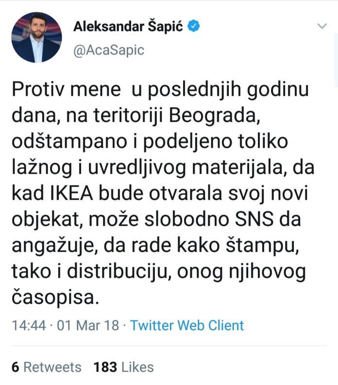 SANDULOVIĆ PRVI OTKRIO: Šapić i Vučić imali SEKS, OBAVEŠTAJNA ZAJEDNICA ZGROŽENA, POČINJE SVRGAVANJE VUČIĆA! 6
