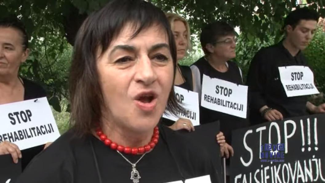 UHAPSITI I SUDITI: NVO NAKAZA u crnom izvređala Srbe, uporedila ih sa nacistima! 3