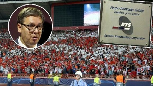 VUČIĆU PEDERU: Opet grmi stadion, pad diktatora je nezaustavljiv! (VIDEO) 1