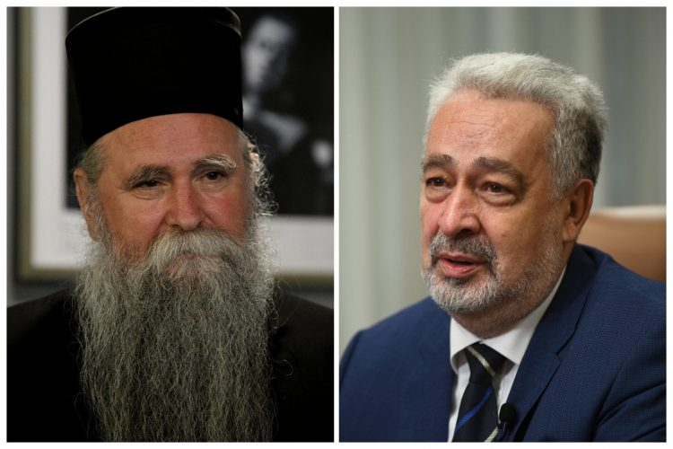 Otvoreno pismo brata mitropolita Joanikija premijeru Krivokapiću 1