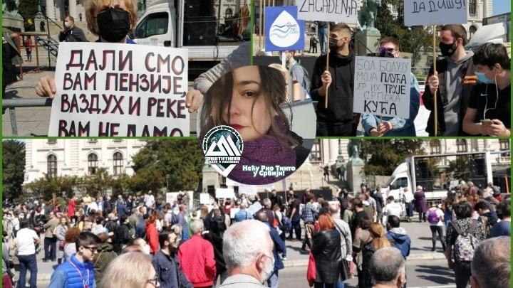 MARIJA – Zaštitimo Jadar i Rađevinu: Sprema se prevara naroda od NVO aktivista! 3