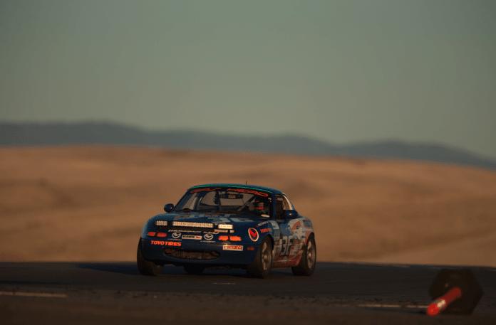 Spare Parts Racing 2, Miata