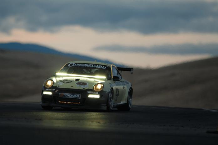 Barrett Racing, Porsche GT3