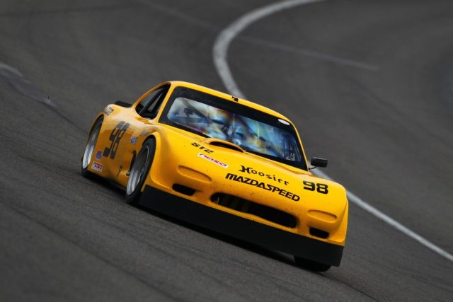 7's Only Racing is updating the tube-frame RX-7 GT chassis, original designed for competition as a one-design class, and turning into something lighter, more modern and more balanced.