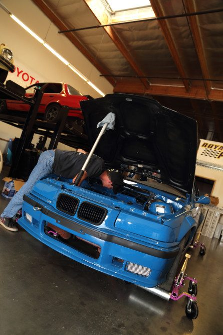 From The Ground Up Building A Bmw E36 M3 For Performance Touring C
